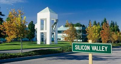 세계 소프트웨어 산업의 중심지인 실리콘밸리는 1939년 휴렛과 팩커드가 사업을 시작하면서 비롯돼, 현재는 4000여 개의 기업이 운집해 있다. - 구글 제공